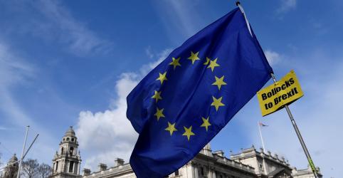 Comissão Europeia se opõe à extensão do Brexit para 30 de junho, mostra documento
