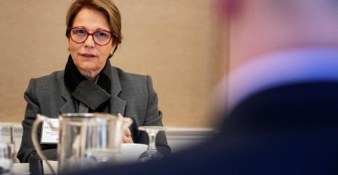 Placeholder - loading - Imagem da notícia Ministra vê gesto dos EUA em carne como insuficiente