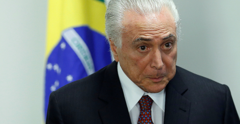 PF prende ex-presidente Michel Temer no âmbito da Lava Jato