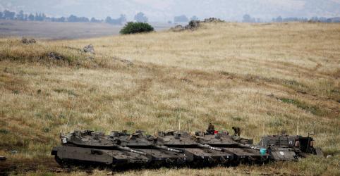 Placeholder - loading - Síria promete recuperar Golã depois de Trump apoiar ocupação de Israel