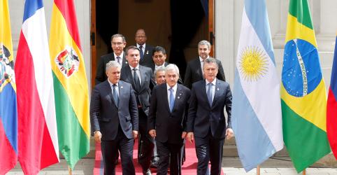 Com presença de Bolsonaro, bloco Prosul é criado para coordenar países sul-americanos