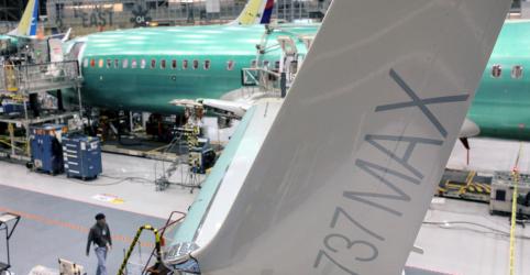Boeing convida pilotos e reguladores para sessão informativa sobre planos para 737 MAX