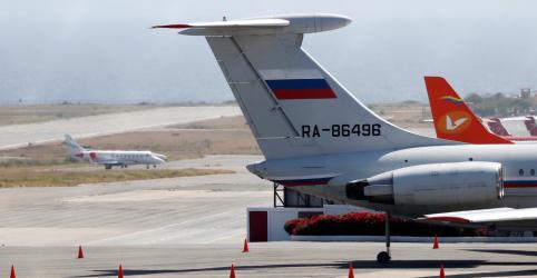 Pompeo pede que Moscou cesse 'comportamento não construtivo' na Venezuela