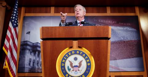 Placeholder - loading - Imagem da notícia Presidente de comitê do Senado dos EUA quer procurador especial para investigador inquérito sobre Trump
