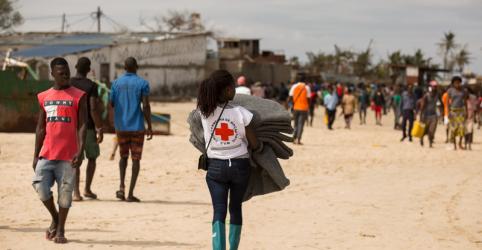 Cerca de 1,85 milhão de pessoas são afetadas por ciclone em Moçambique, diz ONU
