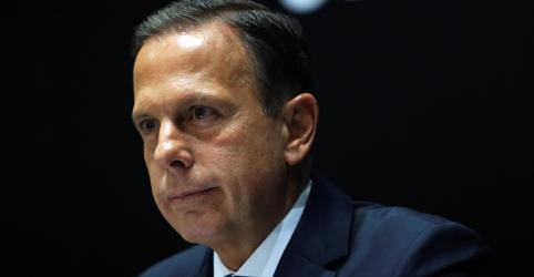 Doria defende conjunção de forças por reforma da Previdência; diz que momento mais tenso passou