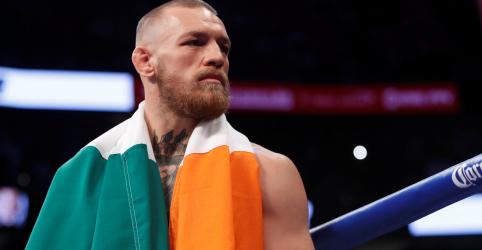 Lutador de MMA Conor McGregor anuncia aposentadoria