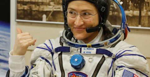 Placeholder - loading - Imagem da notícia Nasa cancela primeira caminhada espacial totalmente feminina por falta de trajes adequados