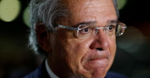Placeholder - loading - Imagem da notícia CCJ fecha acordo para ida de Guedes à comissão na próxima 4ª-feira após ausência de ministro