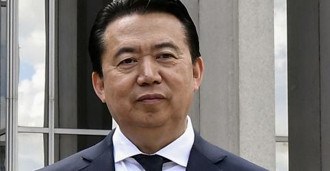Placeholder - loading - Imagem da notícia China processará ex-chefe da Interpol por gastos 'extravagantes'