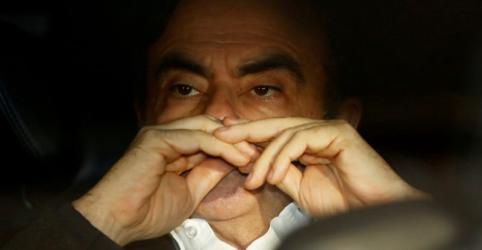 Placeholder - loading - Comitê da Nissan diz que fatos mostram violações de Carlos Ghosn