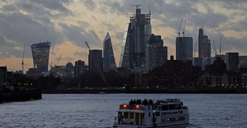 Reino Unido cresce 0,2% no 4º tri sobre período anterior, confirma agência