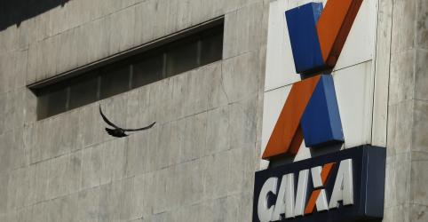 Placeholder - loading - Imagem da notícia Caixa busca bancos para venda de fatia na Petrobras, diz fonte