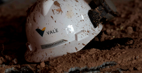 Placeholder - loading - Justiça bloqueia mais R$1 bi da Vale; total congelado vai a R$17,6 bi