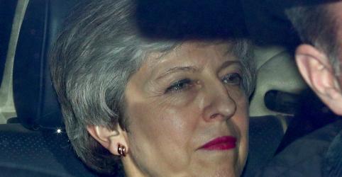 Placeholder - loading - Imagem da notícia É improvável que haja votação sobre acordo de May do Brexit na terça-feira, diz fonte do governo