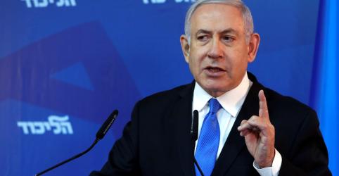 Placeholder - loading - Centenas de contas falsas no Twitter impulsionaram Netanyahu, dizem pesquisadores israelenses