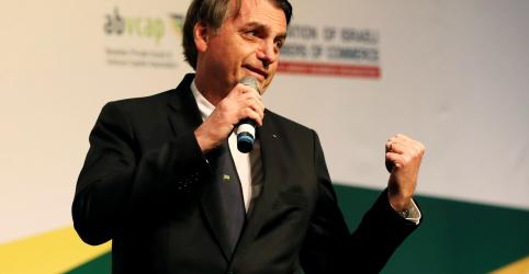 Placeholder - loading - Imagem da notícia Bolsonaro discutirá Previdência com políticos após antecipar volta de Israel, diz porta-voz