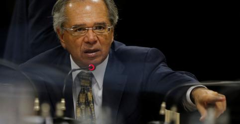 Placeholder - loading - Imagem da notícia Guedes vai discutir agenda de pacto federativo a partir de quarta-feira, diz deputado