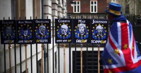 Placeholder - loading - Ministro britânico renuncia por temor a Brexit 'preparado por um marxista'
