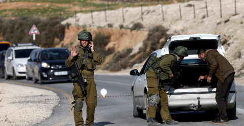 Placeholder - loading - Palestino tenta esfaquear colonos na Cisjordânia e é morto a tiros, diz Israel
