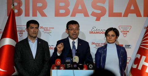 Comissão Eleitoral turca autoriza recontagem parcial de votos em Istambul