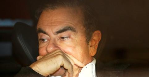 Ghosn promete dizer a verdade após notícia sobre novo processo
