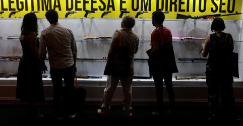 Combate à violência estimula empresas de defesa apesar de dúvidas sobre economia brasileira