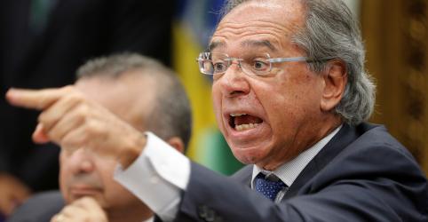 Placeholder - loading - Guedes diz que a bola está com Congresso sobre BPC e aposentadoria rural; governo não quer batalha