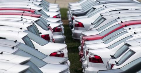 Placeholder - loading - Imagem da notícia Produção de veículos no Brasil recua no 1º trimestre