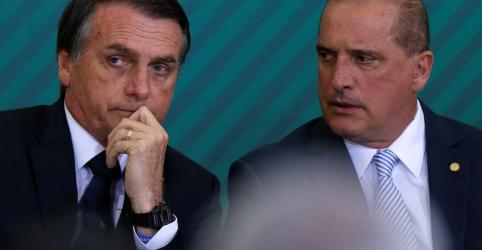 Placeholder - loading - Imagem da notícia Bolsonaro convida presidentes de partidos a participarem de futuro conselho de governo