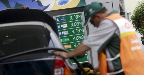 Placeholder - loading - Petrobras eleva gasolina em 5,6% para maior nível em mais de 5 meses