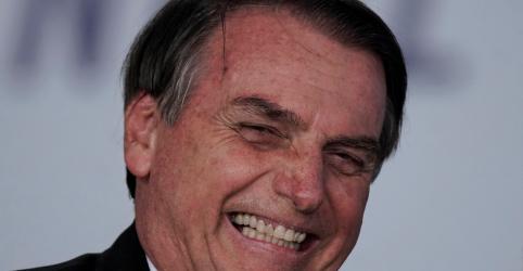 Placeholder - loading - Imagem da notícia Bolsonaro agradece presidentes de partidos após reuniões e diz acreditar que Parlamento fará sua parte