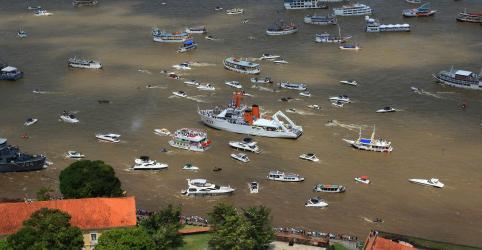 Placeholder - loading - Imagem da notícia Petrobras, Raízen e Ultrapar arrematam terminais no PA; governo leva quase R$450 mi