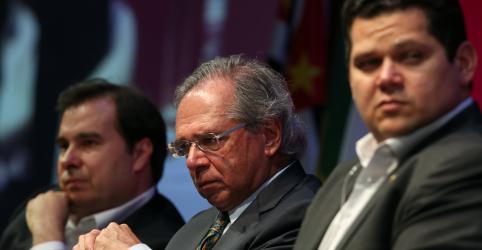 Placeholder - loading - Presidentes da Câmara e do Senado defendem importância de Bolsonaro liderar Previdência