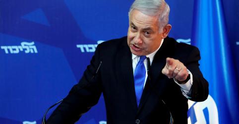 Placeholder - loading - Imagem da notícia Netanyahu diz que planeja anexar assentamentos na Cisjordânia