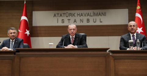 Placeholder - loading - Erdogan diz que diferença é pequena demais para oposição declarar vitória em eleição de Istambul