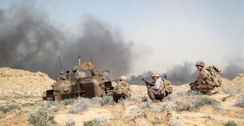 EUA designam Guarda Revolucionária do Irã como grupo terrorista