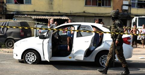 Placeholder - loading - Exército prende 10 militares envolvidos em ação que resultou em morte de homem no RJ