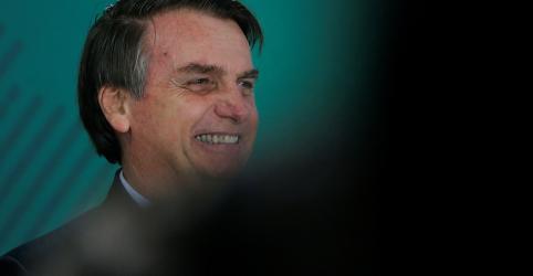 Placeholder - loading - Imagem da notícia Em evento com Bolsonaro, líder de prefeitos cobra mais recursos da União e defende apoio à reforma da Previdência