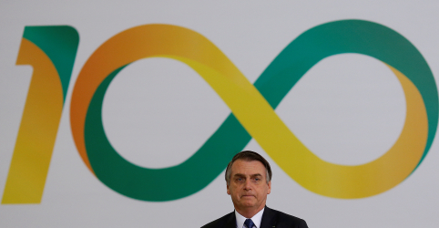 Placeholder - loading - Imagem da notícia ANÁLISE-Postura de Bolsonaro nos primeiros 100 dias não funciona e governo se beneficiaria de pragmatismo