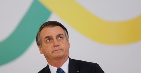 Placeholder - loading - Imagem da notícia Bolsonaro diz que governo tenta alavancar economia com austeridade e geração de emprego