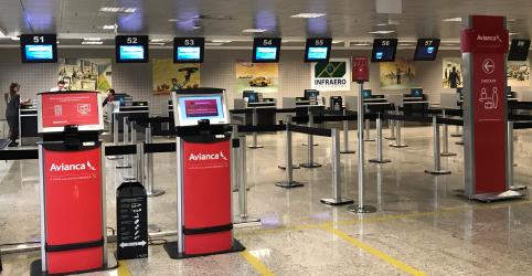 Placeholder - loading - Avianca Brasil é impedida de decolar de aeroporto de Guarulhos
