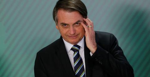 Placeholder - loading - Bolsonaro admite que procurou Petrobras sobre diesel e diz que discutirá assunto com petroleira na 3ª