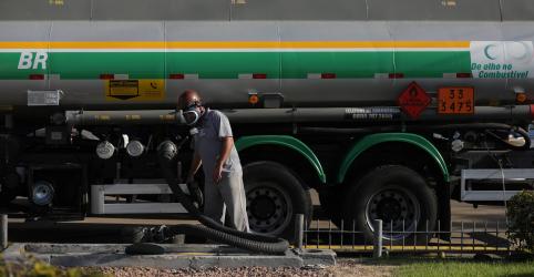Placeholder - loading - Porta-voz diz que ministros da Infraestrutura e Minas e Energia participarão de reunião sobre diesel na 3ª