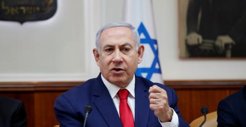 Placeholder - loading - Imagem da notícia Netanyahu obtém respaldo parlamentar para formar novo governo em Israel