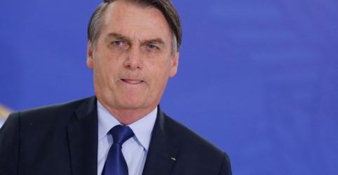 Placeholder - loading - Bolsonaro defende liberdade de expressão após STF mandar revista tirar matéria do ar