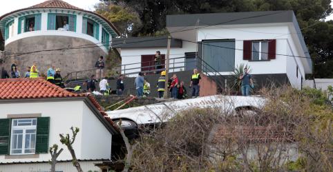 Acidente com ônibus de turismo deixa ao menos 29 mortos na Ilha da Madeira