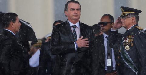 Placeholder - loading - Bolsonaro defende exploração de terras indígenas e chama ONGs de 'picaretas'