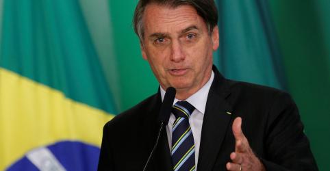 Placeholder - loading - Precisamos cada vez mais da mídia para que a chama da democracia não se apague, diz Bolsonaro