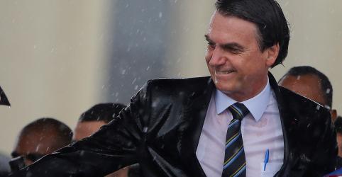 Bolsonaro promete enviar ao Congresso em breve projeto que classifica invasão de terra como terrorismo